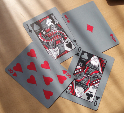 Tragic Bicycle Cards
