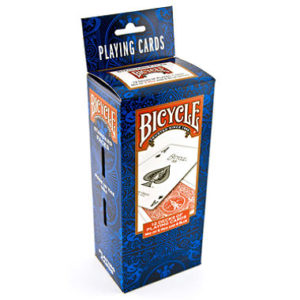 cheapest bicycle cards - full brick