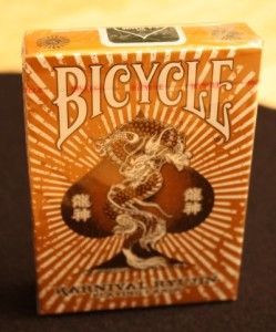 Bicycle Karnival Ryujin case