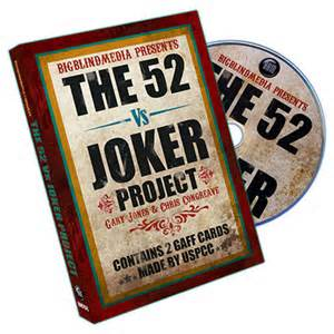 52 vs joker project magic review
