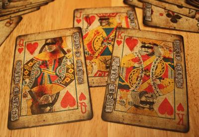 Karnival Dead Eyes Court Cards