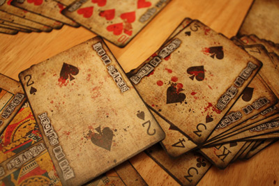 Karnival Dead Eyes - Spot Cards