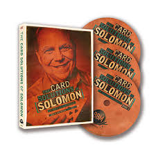 card solutions of solomon review