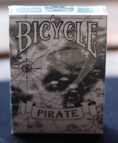 Bicycle Pirate Deck