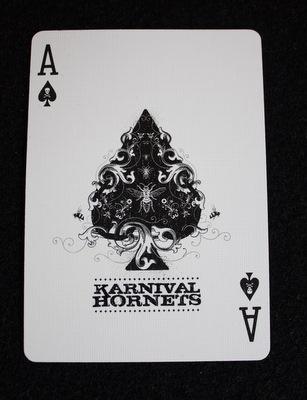 Karnival Hornet Ace of Spades