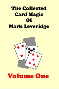 Collected Card Magic of Mark Leveridge