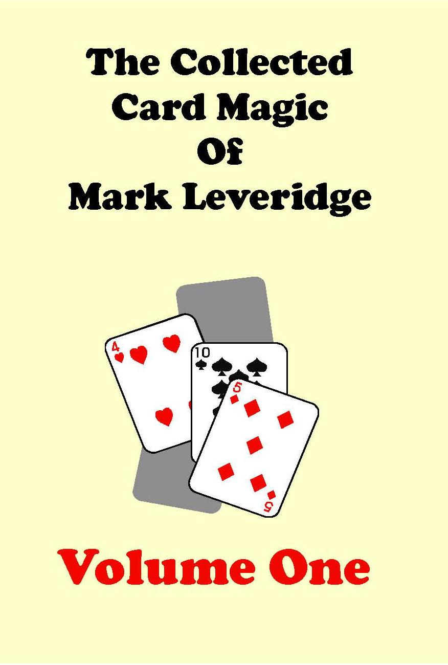 Collected Card Magic of Mark Leveridge