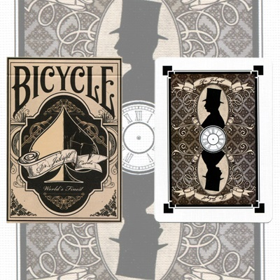 Bicycle Dr Jekyll Deck