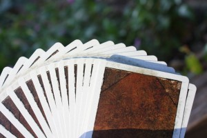 Discoverie Deck Backs Fan