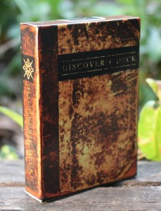 Discoverie Deck Tuck Case