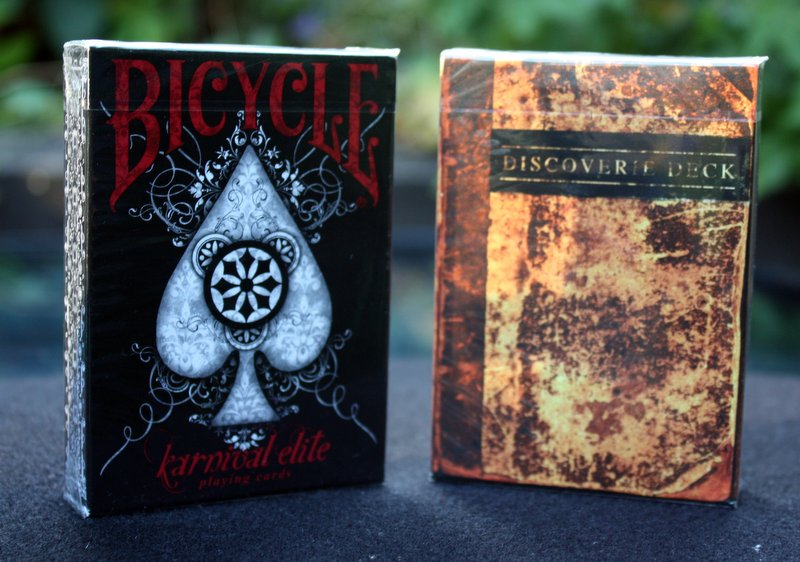 Karnival Elite and Discoverie Deck Review