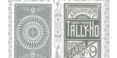 tally ho circle back silver limited edition
