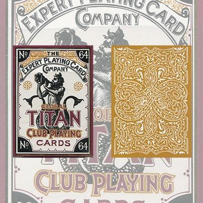 Global Titans Gold deck