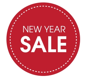 card collection new year sale