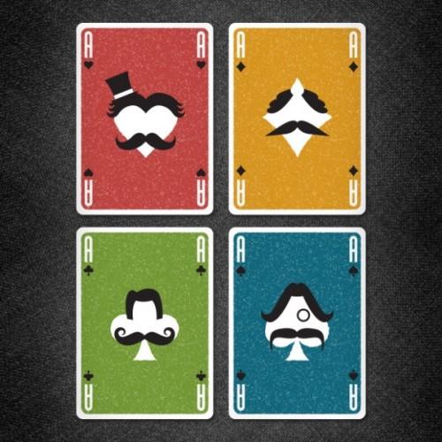 Moustache Deck
