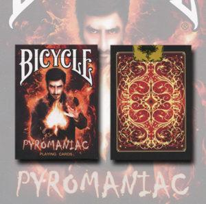 bicycle pyromaniac deck