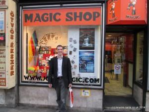 joker magic shop hungary