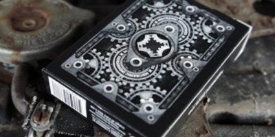 mechanic deck version 2