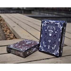 totem deck red and blue