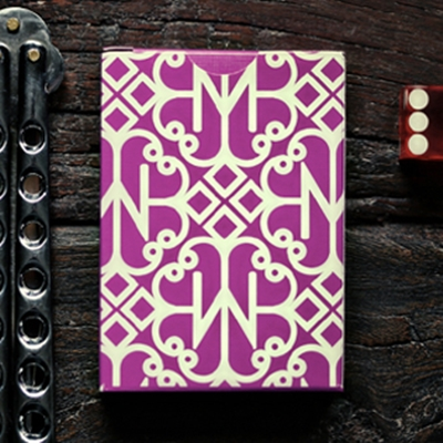 New Decks Madison Hustler Purple