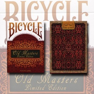 latest-cards-bicycle-old-masters