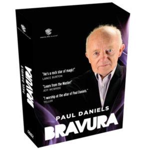 paul daniels bravura dvd
