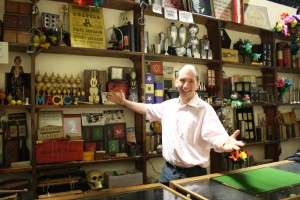 davenports magic kingdom - magic shop