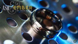 ash and ember magic ring