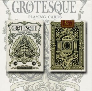 bicycle grotesque deck