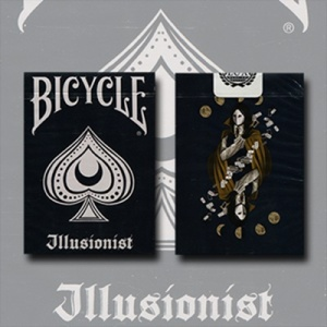 new bicycle illusionist deck