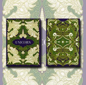 unicorn emerald deck aloy design studio