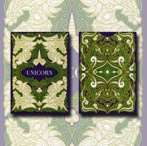 unicorn emerald deck aloy design studio