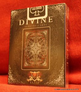 win bicycle divine deck