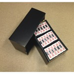 18 deck storage box for playing cards
