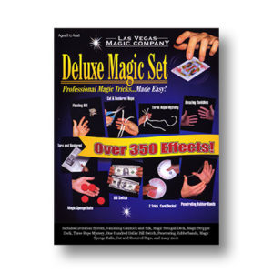 de luxe magic set by las vegas magic company
