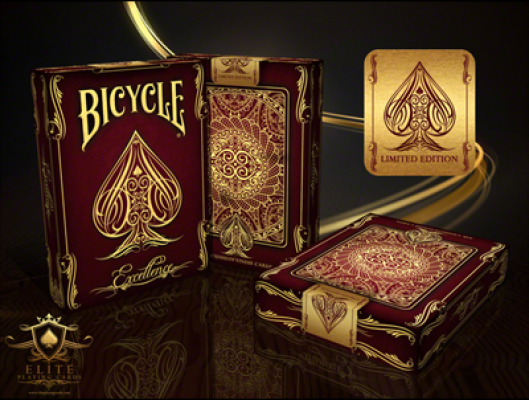 Trick of the Month – January 2015 – new cards and more