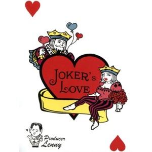 jokers love magic trick