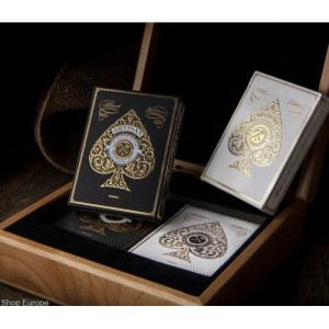 artisan playing cards luxury box set