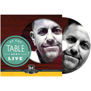 mark elsdon at the table live