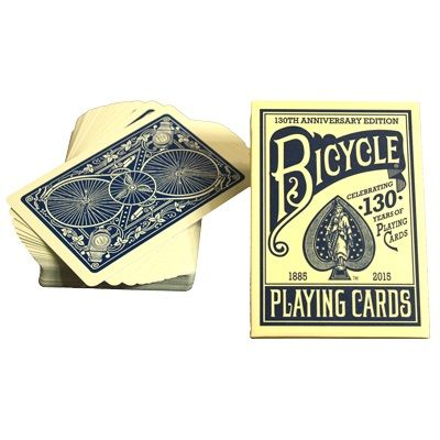 Bicycle 130th Anniversary Playing Cards and more