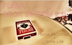 flash deck switch