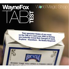 wayne fox tab test review