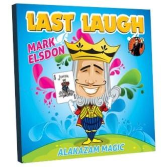 mark elsdon last laugh review
