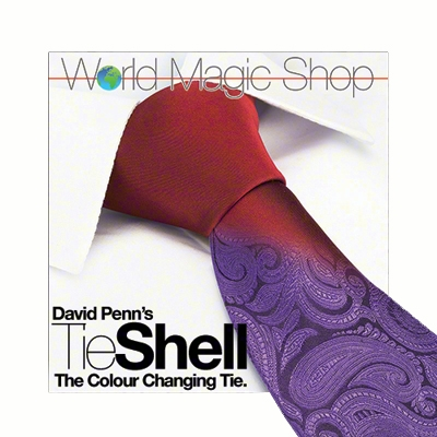 tie shell colour changing tie review