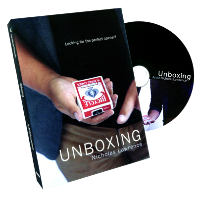 unboxing review - nicholas lawrence and sans minds