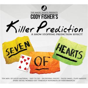 cody fisher killer prediction review