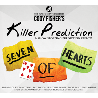 cody fisher killer prediction review