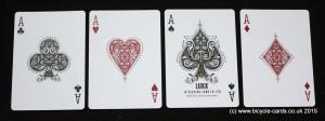 luxx v2 deck review - aces