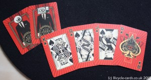 Karnival 1984 -  Court Cards and Jokers