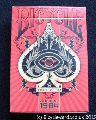 Karnival 1984 - Tuck Case Front